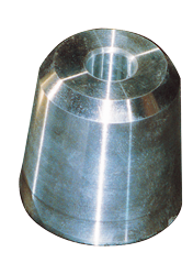allpa Zinkanode voor dopmoer voor schroefas Ø25mm
