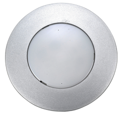 allpa aluminium LED-Plafondlamp inbouw  superplat  12V  LED 9x 5Ø