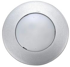 allpa aluminium LED-Plafondlamp inbouw superplat 12V/3 1W LED 1x 3W