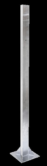 allpa houder voor reddingsboeicontainer  H=2000mm