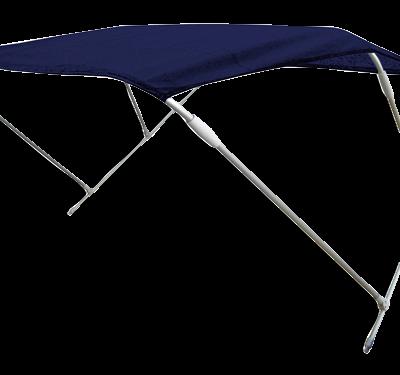 allpa zonnetent model Wilma  blauw  180x110x110cm  aluminium beugels
