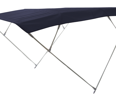 allpa zonnetent model Wilma  blauw  255x225x140cm  aluminium beugels