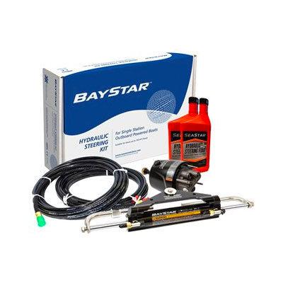 Hydraulische besturing outboard